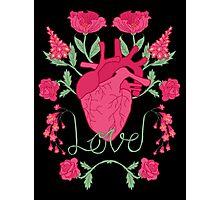 Anatomical Love Photographic Print