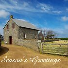 The Chapel, Season's Greetings by Steven Weeks