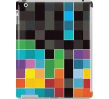 Mosaic 1494 - Tetris Mosaic iPad Case/Skin