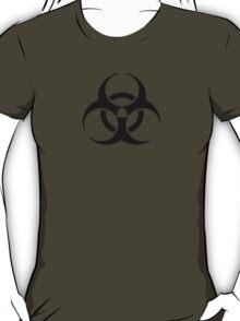 BIOHAZARD Sign warning symbol T-Shirt