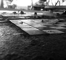 Chess Set 2 by Mark Mair