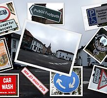 Chobham Signs by Paul Revans