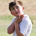 Angel Cricketer by Annie Austin