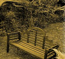 Please sit dawn and enjoy me there,, by Barbara Ignasiak