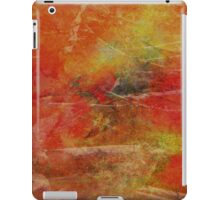 Echoes, Silence, Patience and Grace iPad Case/Skin