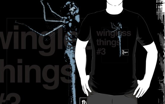 Wingless Things -Dragonfly by Lucan Industries
