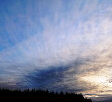 Cloud scape 1 by Braedene