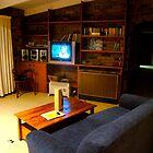 Beach House Lounge Room by tano