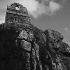 Roche Rock Chapel by Mark Wilson