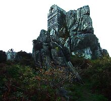 Roche Rock, Cornwall by Mark Wilson