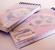 Sophie Monk Notepad by jxlove