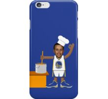 Chef Curry with the Pot, Boy! iPhone Case/Skin
