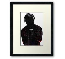 Travis Scott - Rodeo  Framed Print