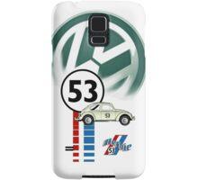 Herbie 53 VW bug beetle Samsung Galaxy Case/Skin