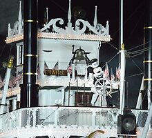 Disney Steamboat Willie Disney Steamboat Mickey Mouse  by notheothereye