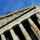Shrine Of Remembrance 1 by Mark Mair