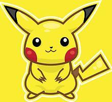 Pikachu by gizorge