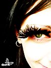 green eye by dimarie