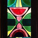 Chapel Window. by Lesley  Hill