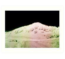 Landscape for Piet Mondrian #1 Art Print