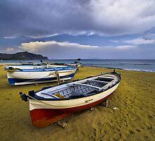 On the beach... by Paul Louis Villani
