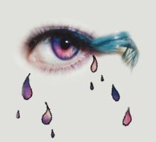 sad piscean eye by dimarie