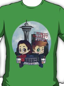 Winchesters in Seattle T-Shirt