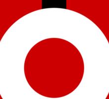 Roundel of the Peruvian Peruvian Naval Aviation Sticker