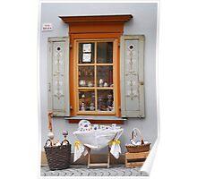 Window Displays II Poster