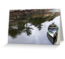 Dungloe Reflections  - Co. Donegal   Ireland   Greeting Card