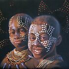 Adair/Africa - Face to Face' Calendar by Pauline Adair