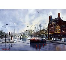 Clifton Hill, Melbourne Photographic Print