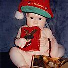 """I Believe in Santa by Belinda """"BillyLee"""" NYE (Printmaker)"""