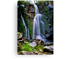"""Phantom Falls"" Canvas Print"