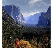 Heavenly  View Photographic Print