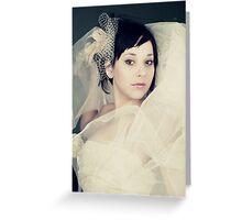 Pixie Bride Greeting Card