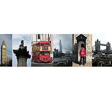 London Sights by Tom Conway