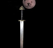 Blood moon by ulvdottir