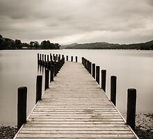 Coniston Jetty by IanJTurner