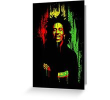 One Love Legend Greeting Card