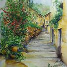 The Balearics, typical Old Spain by lizzyforrester