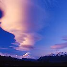 Mountcook sunset by Gianatti6x7