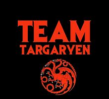 Game of Thrones - Team Targaryen by Wiggamortis