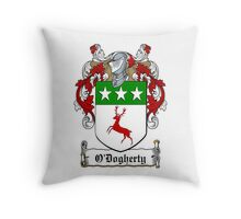 O'Dogherty (Donegal)  Throw Pillow