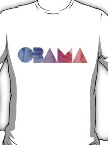 obama   colour T-Shirt