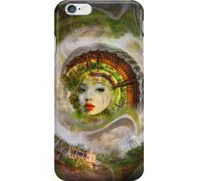 Gaia Series #5 iPhone Case/Skin