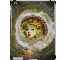 Gaia Series #5 iPad Case/Skin