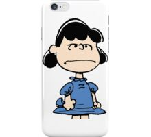 Lucy Peanuts iPhone Case/Skin