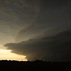 Menacing storm sky by jdeguara