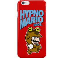 HypnoMario Bros iPhone Case/Skin